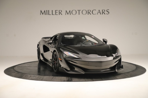 Used 2019 McLaren 600LT Luxury for sale Call for price at Aston Martin of Greenwich in Greenwich CT 06830 10