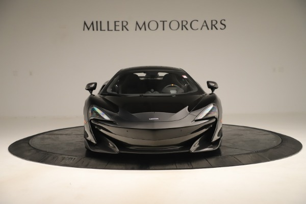 Used 2019 McLaren 600LT Luxury for sale Call for price at Aston Martin of Greenwich in Greenwich CT 06830 11