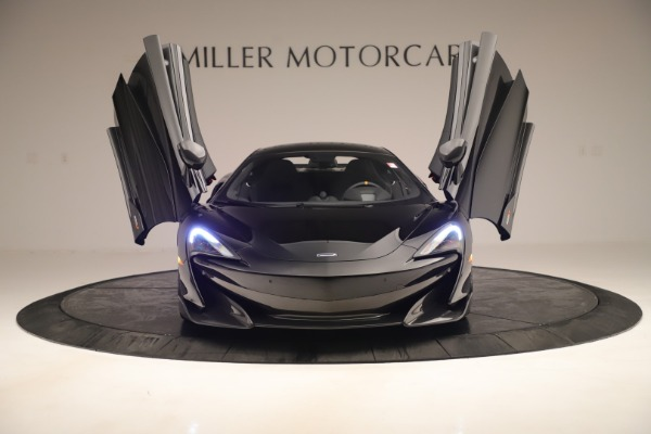 Used 2019 McLaren 600LT Luxury for sale Call for price at Aston Martin of Greenwich in Greenwich CT 06830 12