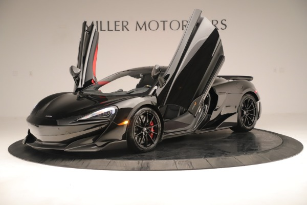 Used 2019 McLaren 600LT Luxury for sale Call for price at Aston Martin of Greenwich in Greenwich CT 06830 13