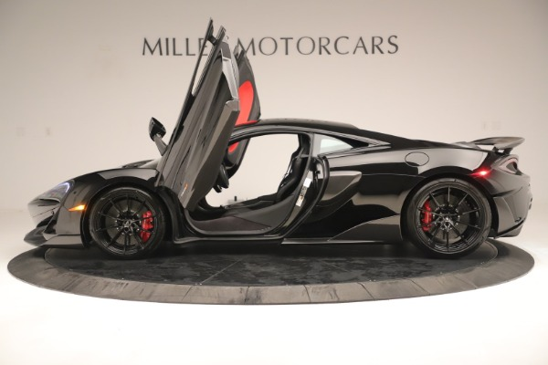 Used 2019 McLaren 600LT Luxury for sale Call for price at Aston Martin of Greenwich in Greenwich CT 06830 14
