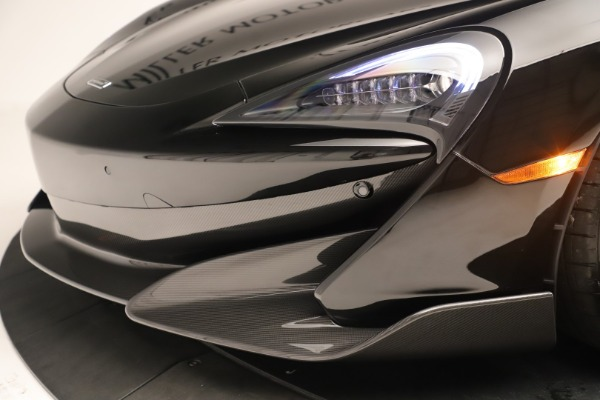 Used 2019 McLaren 600LT Luxury for sale Call for price at Aston Martin of Greenwich in Greenwich CT 06830 19