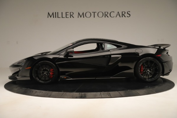 Used 2019 McLaren 600LT Luxury for sale Call for price at Aston Martin of Greenwich in Greenwich CT 06830 2