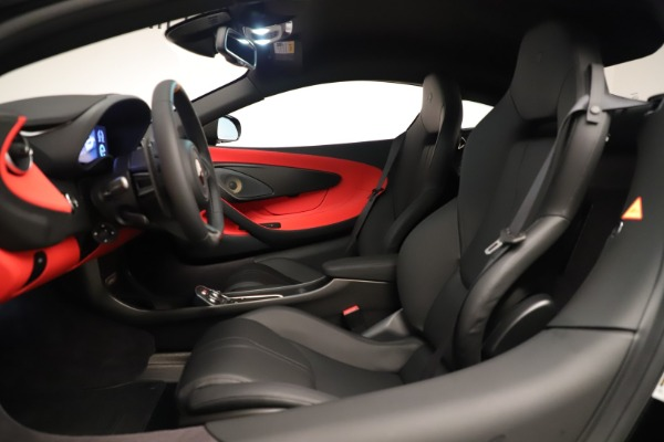 Used 2019 McLaren 600LT Luxury for sale Call for price at Aston Martin of Greenwich in Greenwich CT 06830 21