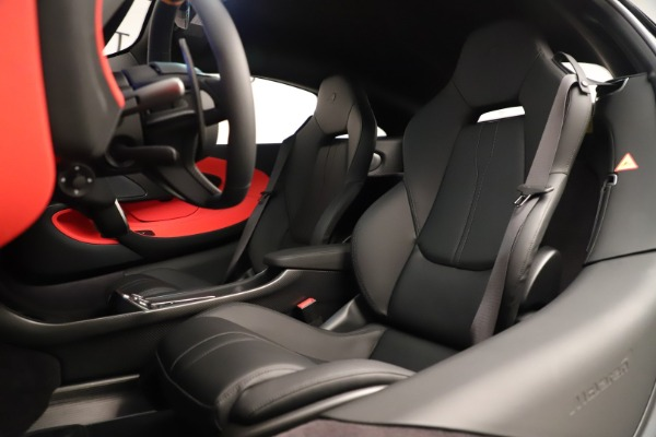 New 2019 McLaren 600LT Coupe for sale Sold at Aston Martin of Greenwich in Greenwich CT 06830 22