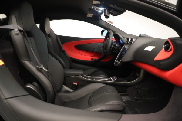 Used 2019 McLaren 600LT Luxury for sale Call for price at Aston Martin of Greenwich in Greenwich CT 06830 24