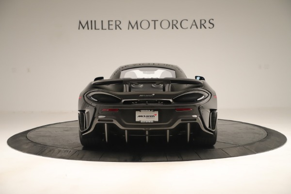Used 2019 McLaren 600LT Luxury for sale Call for price at Aston Martin of Greenwich in Greenwich CT 06830 5