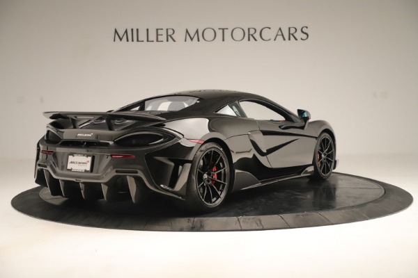 Used 2019 McLaren 600LT Luxury for sale Call for price at Aston Martin of Greenwich in Greenwich CT 06830 6