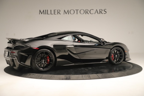 Used 2019 McLaren 600LT Luxury for sale Call for price at Aston Martin of Greenwich in Greenwich CT 06830 7