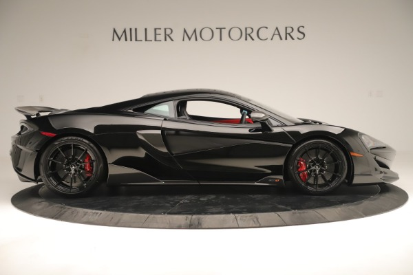 Used 2019 McLaren 600LT Luxury for sale Call for price at Aston Martin of Greenwich in Greenwich CT 06830 8