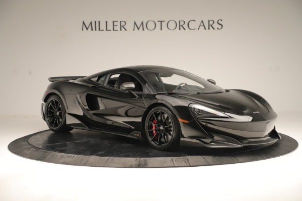 Used 2019 McLaren 600LT Luxury for sale Call for price at Aston Martin of Greenwich in Greenwich CT 06830 9