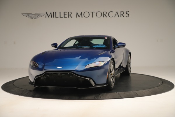 Used 2020 Aston Martin Vantage Coupe for sale Sold at Aston Martin of Greenwich in Greenwich CT 06830 2