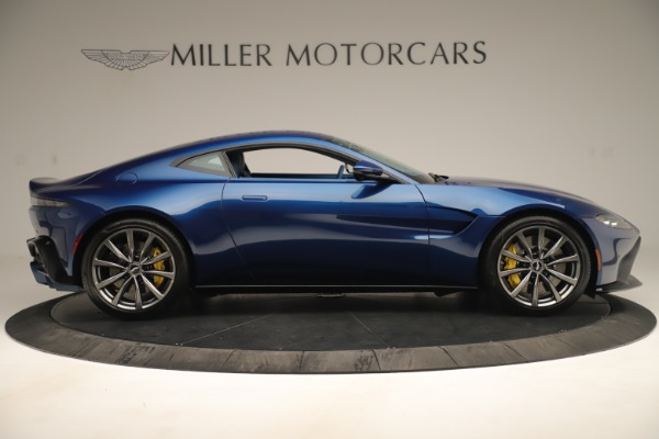 Used 2020 Aston Martin Vantage Coupe for sale Sold at Aston Martin of Greenwich in Greenwich CT 06830 9