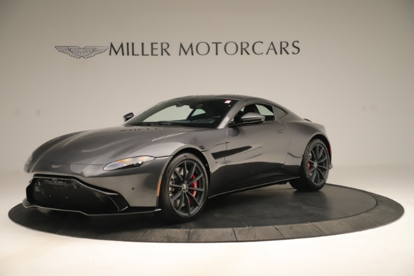 New 2020 Aston Martin Vantage Coupe for sale Sold at Aston Martin of Greenwich in Greenwich CT 06830 1