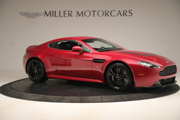 Used 2011 Aston Martin V12 Vantage Coupe for sale Sold at Aston Martin of Greenwich in Greenwich CT 06830 13