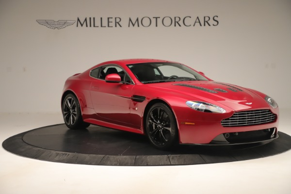 Used 2011 Aston Martin V12 Vantage Coupe for sale Sold at Aston Martin of Greenwich in Greenwich CT 06830 14