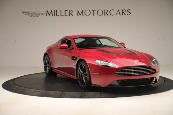Used 2011 Aston Martin V12 Vantage Coupe for sale Sold at Aston Martin of Greenwich in Greenwich CT 06830 15