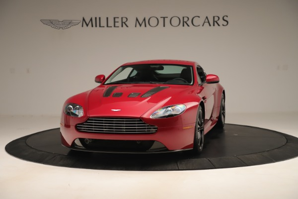 Used 2011 Aston Martin V12 Vantage Coupe for sale Sold at Aston Martin of Greenwich in Greenwich CT 06830 2