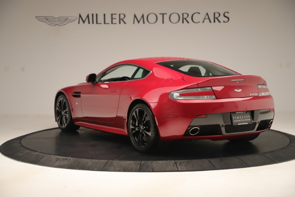 Used 2011 Aston Martin V12 Vantage Coupe for sale Sold at Aston Martin of Greenwich in Greenwich CT 06830 6