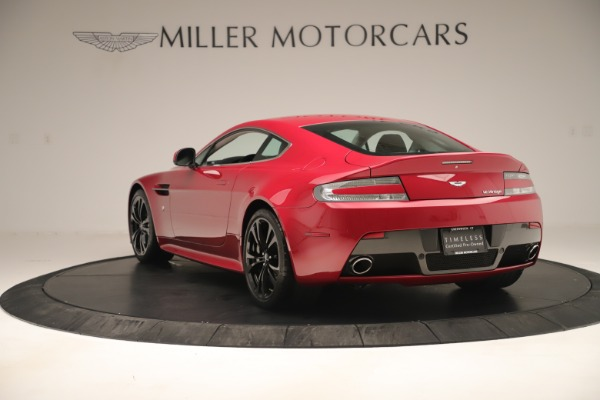 Used 2011 Aston Martin V12 Vantage Coupe for sale Sold at Aston Martin of Greenwich in Greenwich CT 06830 7