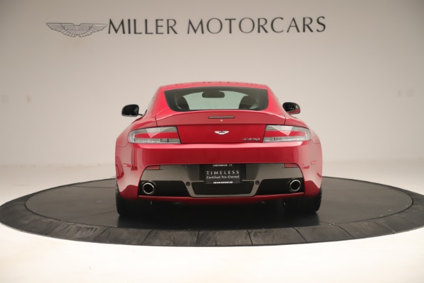 Used 2011 Aston Martin V12 Vantage Coupe for sale Sold at Aston Martin of Greenwich in Greenwich CT 06830 8