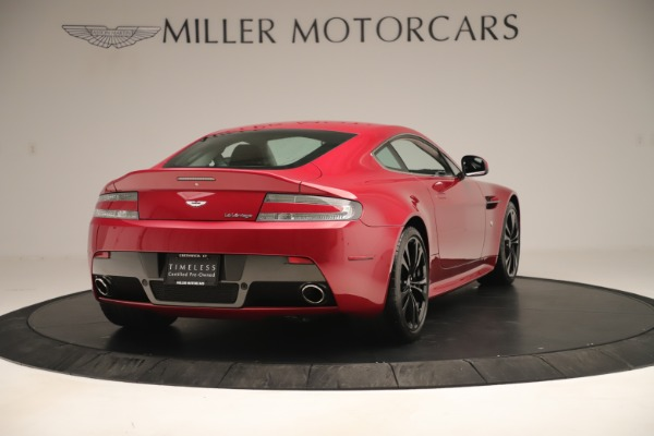 Used 2011 Aston Martin V12 Vantage Coupe for sale Sold at Aston Martin of Greenwich in Greenwich CT 06830 9