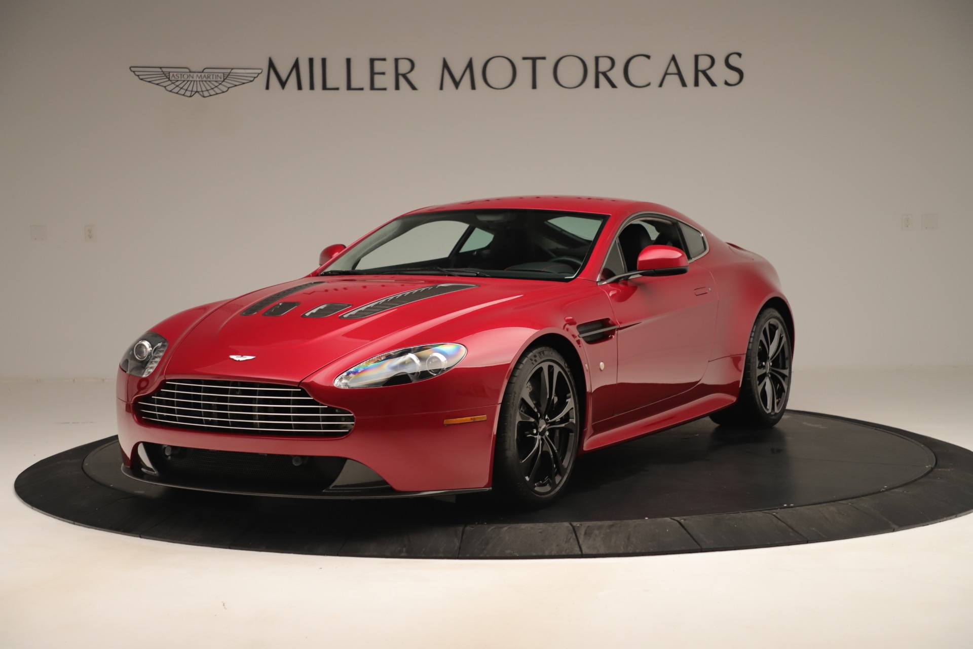 Used 2011 Aston Martin V12 Vantage Coupe for sale Sold at Aston Martin of Greenwich in Greenwich CT 06830 1