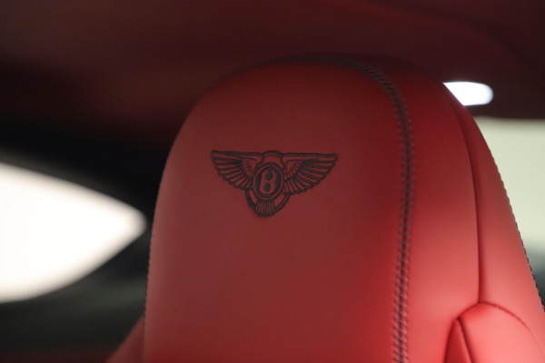 Used 2016 Bentley Continental GT V8 S for sale Sold at Aston Martin of Greenwich in Greenwich CT 06830 20