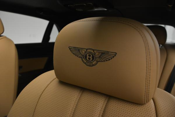 Used 2016 Bentley Flying Spur V8 for sale Sold at Aston Martin of Greenwich in Greenwich CT 06830 22