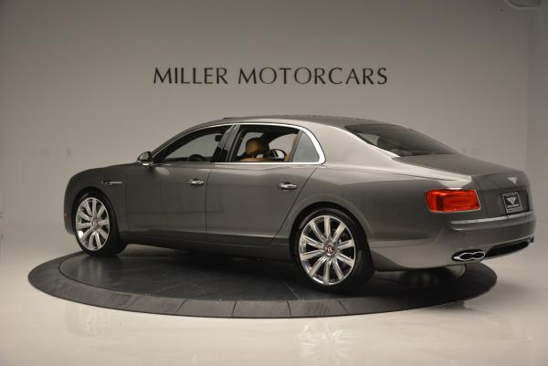 Used 2016 Bentley Flying Spur V8 for sale Sold at Aston Martin of Greenwich in Greenwich CT 06830 4