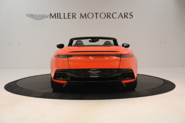 New 2020 Aston Martin DBS Superleggera for sale Sold at Aston Martin of Greenwich in Greenwich CT 06830 10