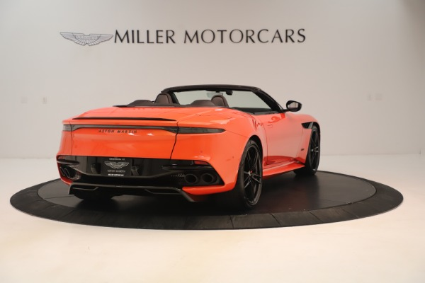 New 2020 Aston Martin DBS Superleggera for sale Sold at Aston Martin of Greenwich in Greenwich CT 06830 11