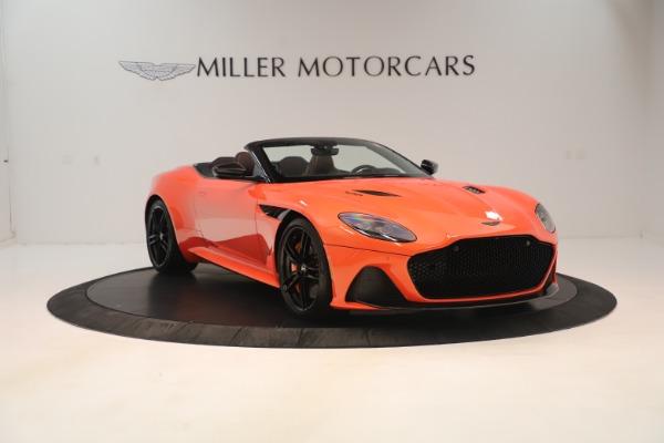 New 2020 Aston Martin DBS Superleggera for sale Sold at Aston Martin of Greenwich in Greenwich CT 06830 16