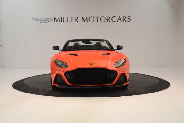 New 2020 Aston Martin DBS Superleggera for sale Sold at Aston Martin of Greenwich in Greenwich CT 06830 17
