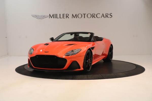 New 2020 Aston Martin DBS Superleggera for sale Sold at Aston Martin of Greenwich in Greenwich CT 06830 2
