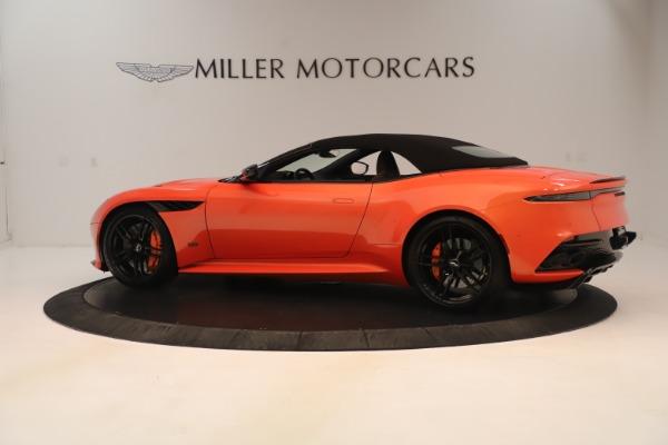 New 2020 Aston Martin DBS Superleggera for sale Sold at Aston Martin of Greenwich in Greenwich CT 06830 23