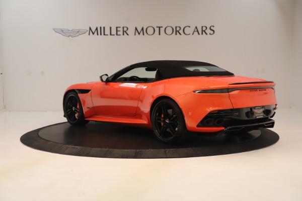 New 2020 Aston Martin DBS Superleggera for sale Sold at Aston Martin of Greenwich in Greenwich CT 06830 24