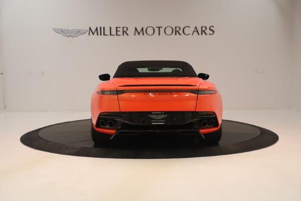 New 2020 Aston Martin DBS Superleggera for sale Sold at Aston Martin of Greenwich in Greenwich CT 06830 25