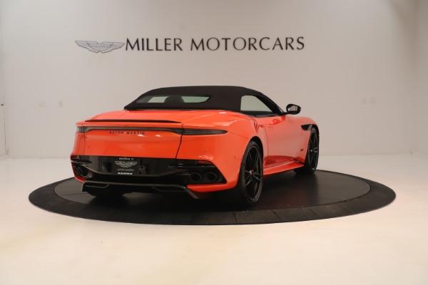 New 2020 Aston Martin DBS Superleggera for sale Sold at Aston Martin of Greenwich in Greenwich CT 06830 26