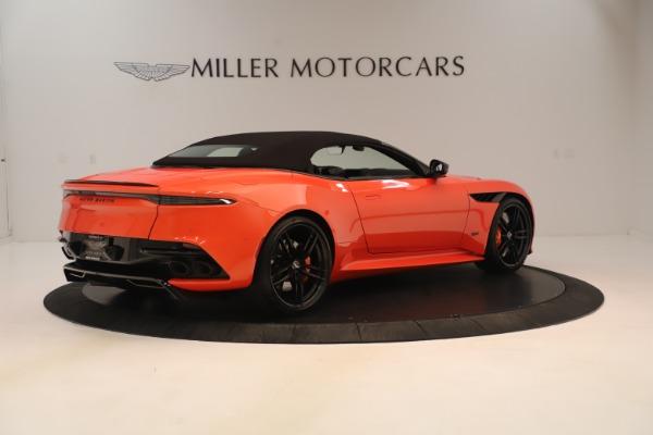New 2020 Aston Martin DBS Superleggera for sale Sold at Aston Martin of Greenwich in Greenwich CT 06830 27