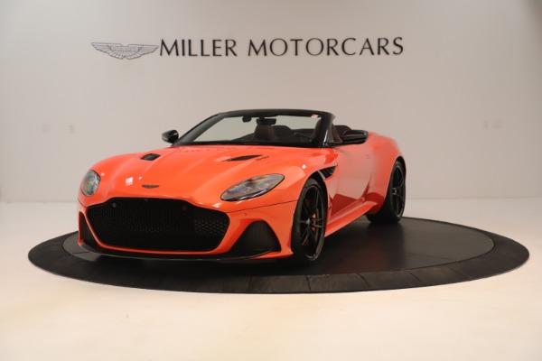New 2020 Aston Martin DBS Superleggera for sale Sold at Aston Martin of Greenwich in Greenwich CT 06830 3
