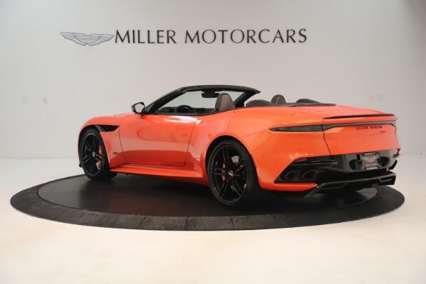 New 2020 Aston Martin DBS Superleggera for sale Sold at Aston Martin of Greenwich in Greenwich CT 06830 9