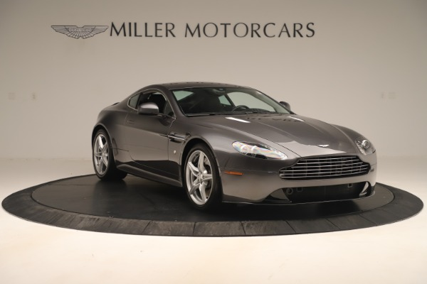 Used 2016 Aston Martin V8 Vantage GTS for sale Sold at Aston Martin of Greenwich in Greenwich CT 06830 10