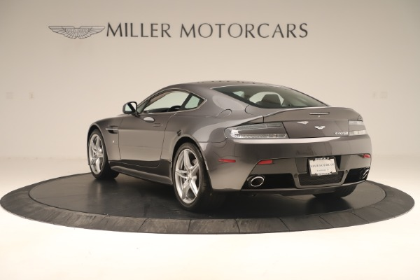 Used 2016 Aston Martin V8 Vantage GTS for sale Sold at Aston Martin of Greenwich in Greenwich CT 06830 4
