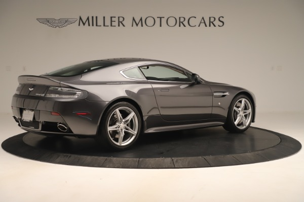 Used 2016 Aston Martin V8 Vantage GTS for sale Sold at Aston Martin of Greenwich in Greenwich CT 06830 7