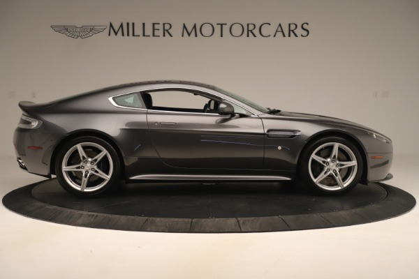Used 2016 Aston Martin V8 Vantage GTS for sale Sold at Aston Martin of Greenwich in Greenwich CT 06830 8