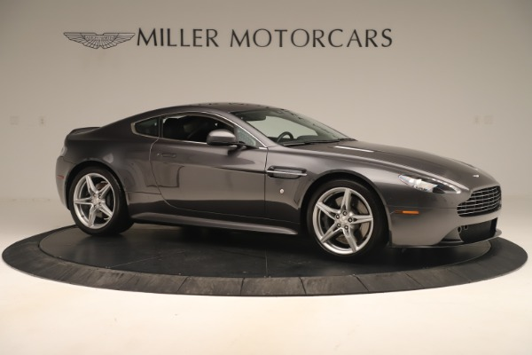 Used 2016 Aston Martin V8 Vantage GTS for sale Sold at Aston Martin of Greenwich in Greenwich CT 06830 9