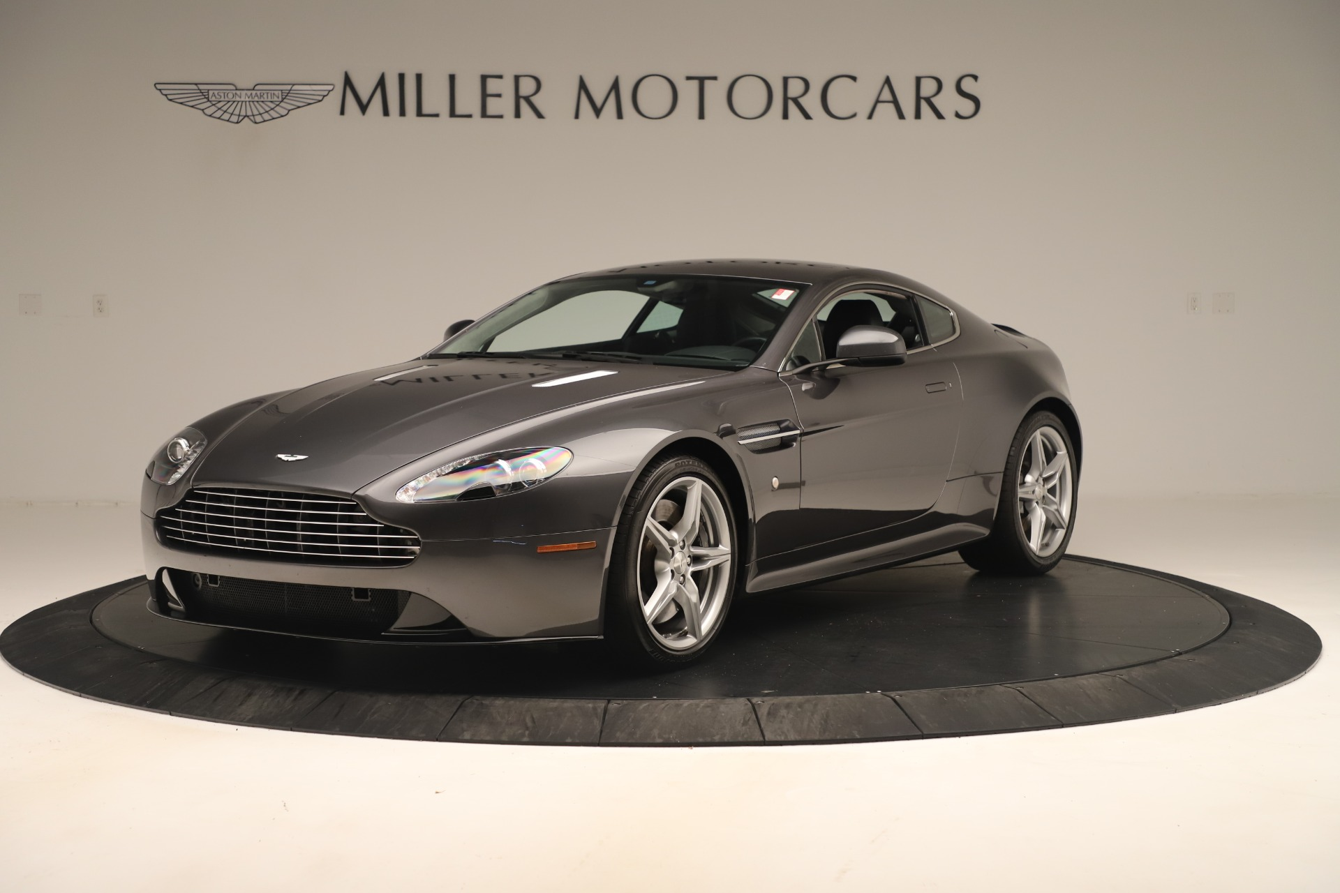 Used 2016 Aston Martin V8 Vantage GTS for sale Sold at Aston Martin of Greenwich in Greenwich CT 06830 1