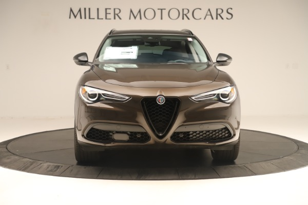 New 2019 Alfa Romeo Stelvio Ti Q4 for sale Sold at Aston Martin of Greenwich in Greenwich CT 06830 12