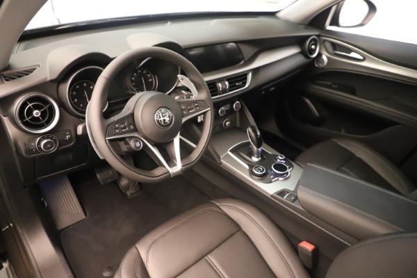 New 2019 Alfa Romeo Stelvio Ti Q4 for sale Sold at Aston Martin of Greenwich in Greenwich CT 06830 13
